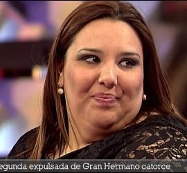 Lorena, exconcursante de 'GH14'.