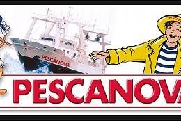 El logo de Pescanova con el grumete.