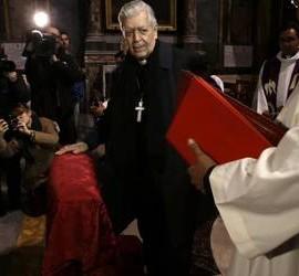Urosa celebró exequias por Chávez