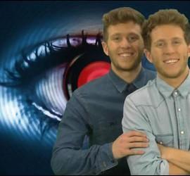 Carlos y Conzalo concursantes de 'GH14'.