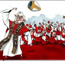 Benedicto XVI y sus posibles sucesores