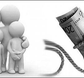 Crisis, ayudas, familia, padres e hijos.