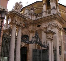 Parroquia de Santa Ana, en el Vaticano