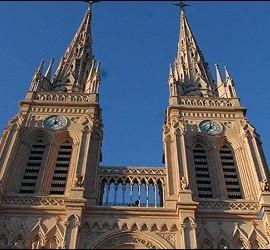 Basílica de Luján en Buenos Aires