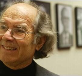 El Premio Nobel de la Paz Adolfo Pérez Esquivel