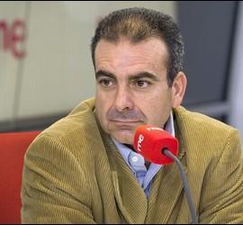 Sebastián Mora, secreatrio de Cáritas