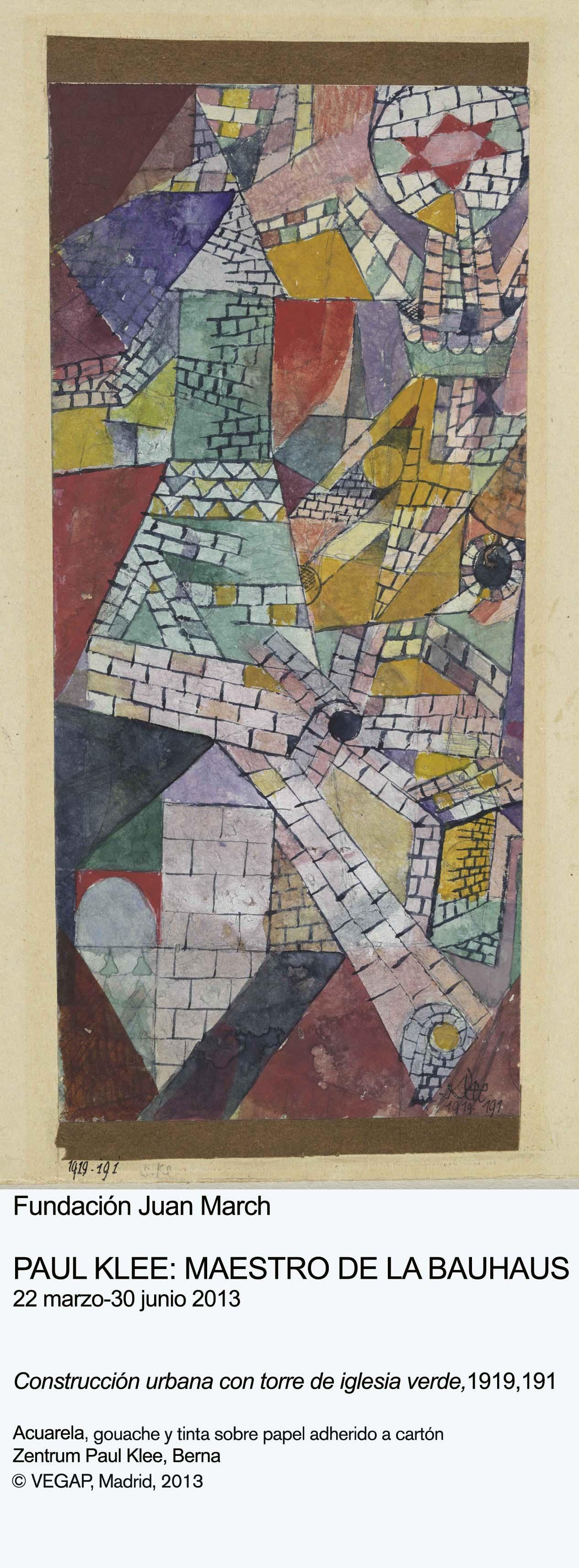 Eplicarnos Al Artista Paul Klee Ocio Y Cultura Gu A Cultural