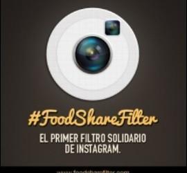 El filtro solidario de Manos Unidas en Instagram