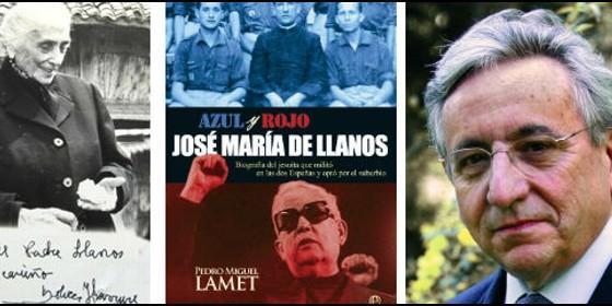 CCOO y el PCE controlados por el Jesuita Padre Llanos Librollanos_560x280