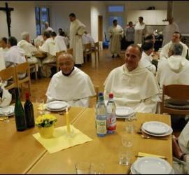 Reunión de los provinciales dominicos de Europa