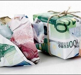 Crisis, euro y dinero.