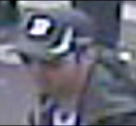 El 'terrorista 1', sospechoso del atentado contra el Maratón de Boston.
