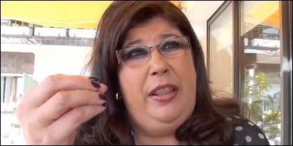 Pilar García Pantoja.
