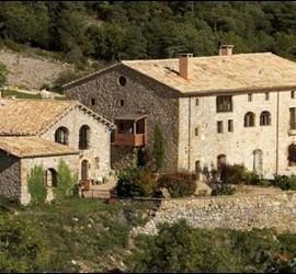 Poble rural Puig-Arnau, Lleida.