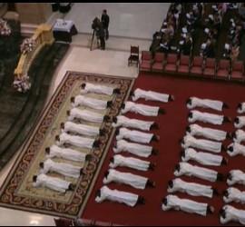 Ordenaciones del Opus Dei en Roma