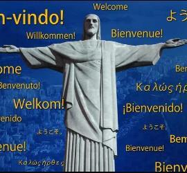 Bienvenido a la JMJ de Rio