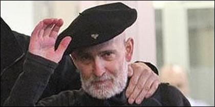 El terrorista etarra Josu Uribetxeberría Bolinaga.
