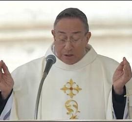 Maradiaga, en las canonizaciones