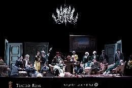 'Don Pasquale' en el Teatro Real
