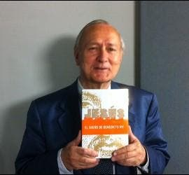 Juan María Laboa, autor de 'Jesús en Roma' (Khaf)
