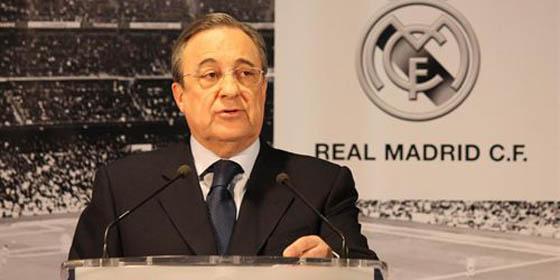 Florentino quiere comprar Intereconomía para emitir Real Madrid TV