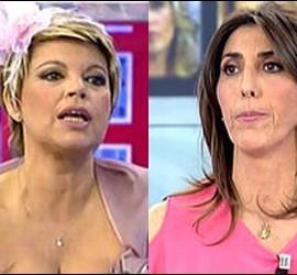 Terelu versus Padilla.