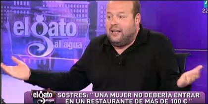 Salvador Sostres.