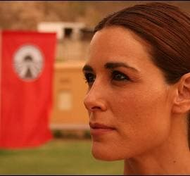 Raquel Sánchez Silva.
