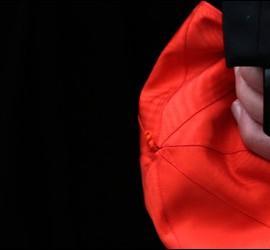 Birreta y anillo cardenalicio