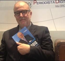Manuel Mira Candel, autor de Juan Roig, el emprendedor visionario.