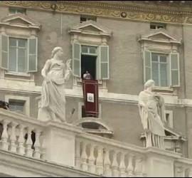 La ventana papal