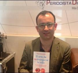 Rafael Santandreu, autor de 'El arte de no amargarse la vida'.