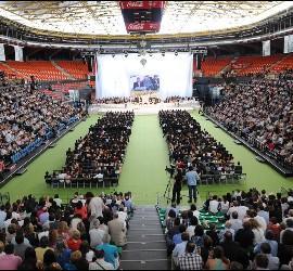 Graduación de la UCV