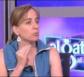 Tania Sánchez Melero.