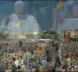 El Papa en Lampedusa