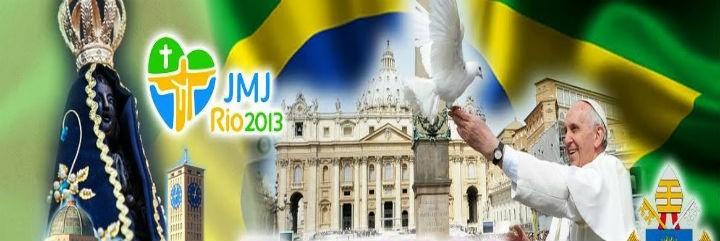 La visita del Papa a Brasil
