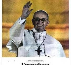 'El Papa del fin del mundo', según el diario argentino La Nación