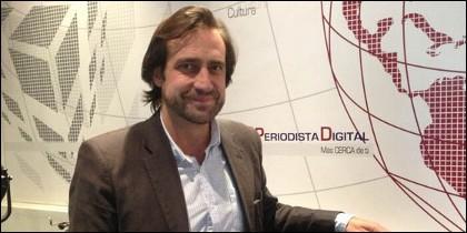 Luis Arroyo, ex asesor de Zapatero y Chacón.