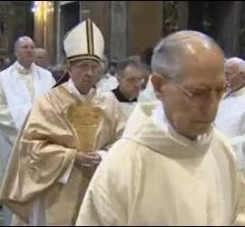 El Papa, Nicolás y Ladaria