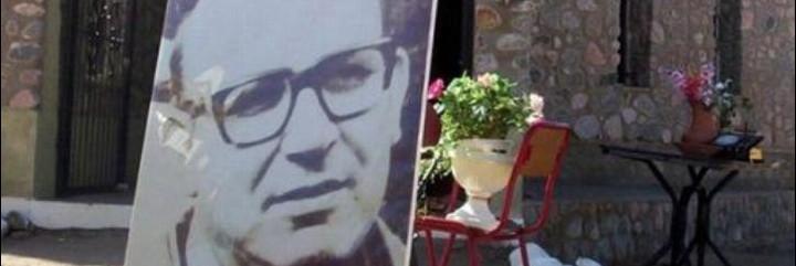 Achacan su muerte a un 'accidente automovilístico fortuito' y no a un atentado de la dictadura