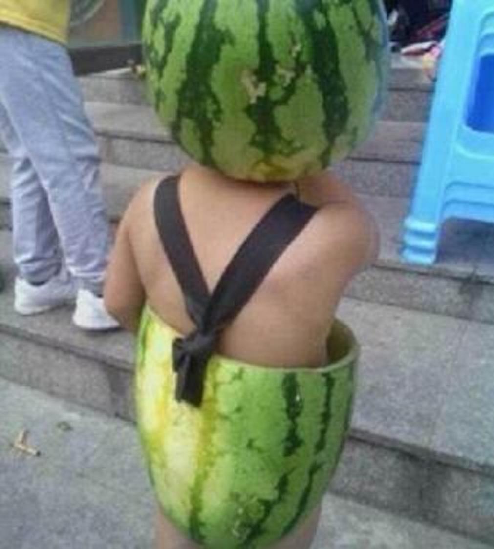 Фото ребенка в костюме кентавра