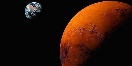 Encontraron un lago de agua líquida en Marte — Histórico