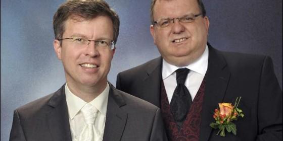 Primer Matrimonio Gay Catolico : Primer matrimonio gay en la iglesia protestante alemana