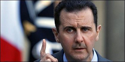 El presidente sirio, Bashar Assad
