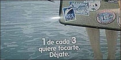 Campaña publicitaria de Loterías.