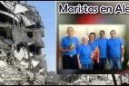 Con los maristas azules de Alepo