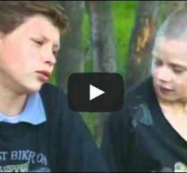 Los dos niños rusos.