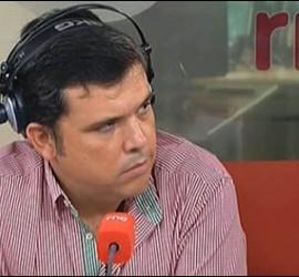 Alfredo Menéndez ('Las mañanas de RNE').