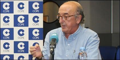 Jaume Roures en la Cadena Cope.