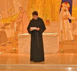 Alejandro Moral Antón, nuevo prior general de los agustinos